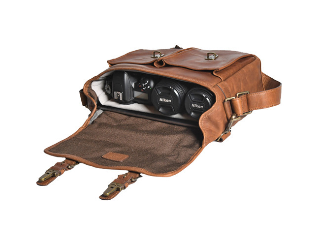 Nikon 100th Anniversary Premium Leather Bag