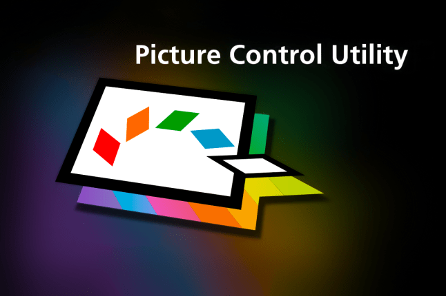 Nikon Picture Control Utility