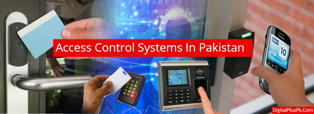 Access Control System Pakistan