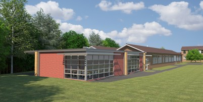 How the planned new Connaught Junior will look