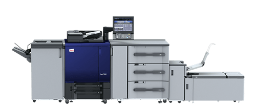 develop 3070 press