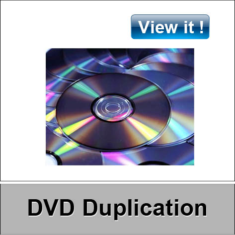 high quality cd dvd duplication