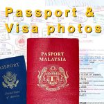 passport photo & visa photos