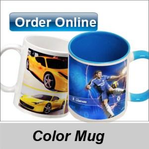 Classic C-handle Grade A White Mug
