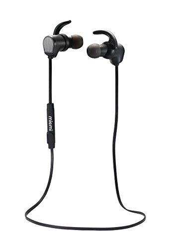 MICMI 16 Bluetooth Headphones, Wireless Magnetic Earbuds