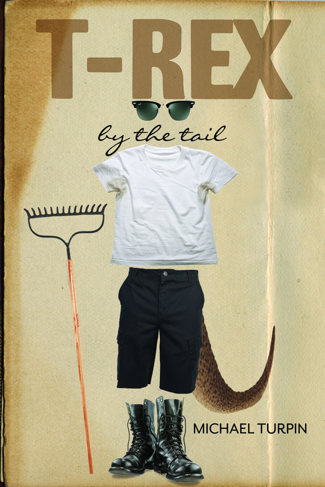 T-Rex by the Tail Book Cover