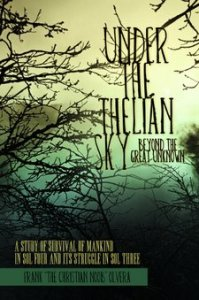 Under the Thelián Sky Book Cover