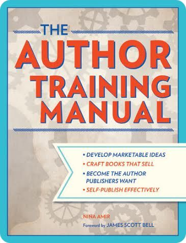 The Author's Training Manual Book Cover