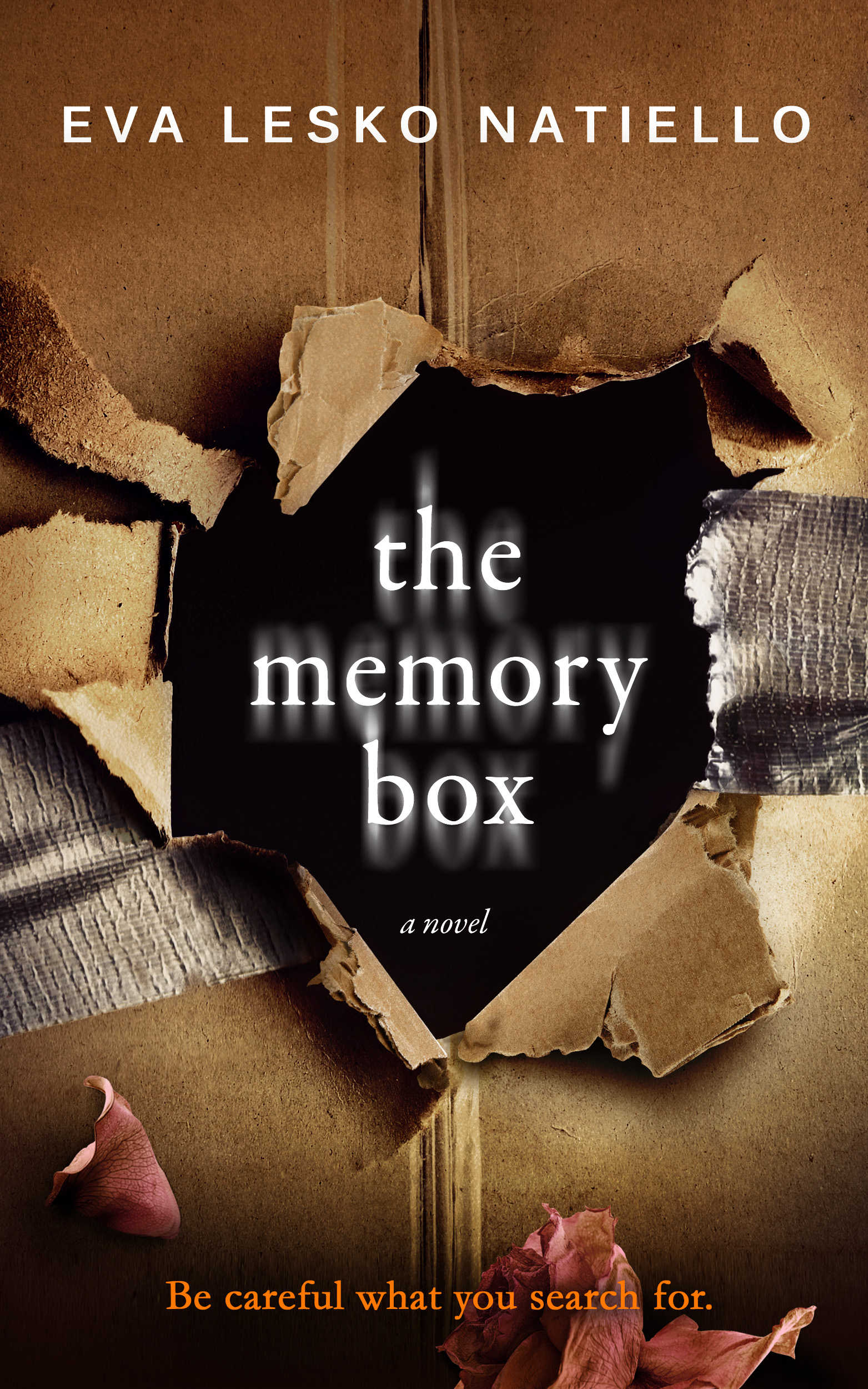 The Memory Box Book Cover
