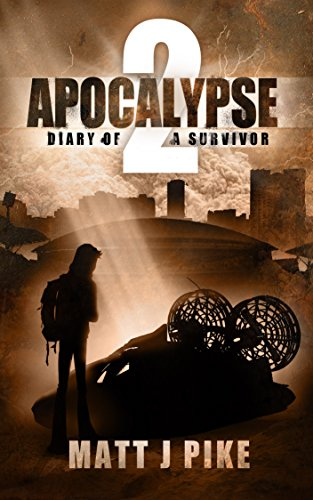 Apocalypse: Diary of a Survivor 2 Book Cover