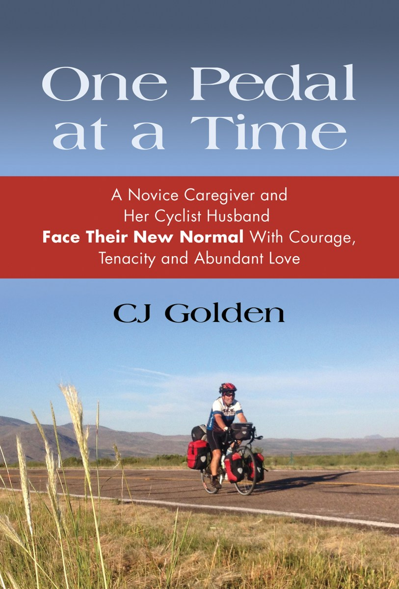 An Interview with CJ Golden, Author of One Pedal at a Time