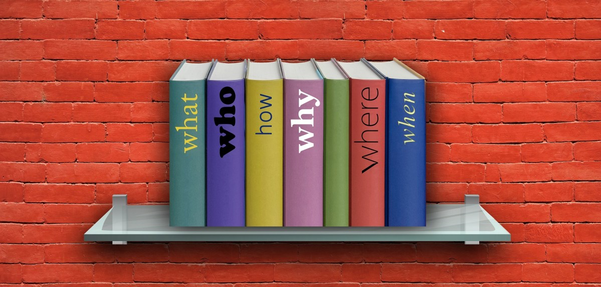 128 Resources on the Who's, What's, Where's, When's, Why's, and How's of Book Marketing and Other Publishing Tidbits