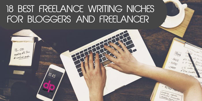 Freelance writing niche for bloggers and freelance writer