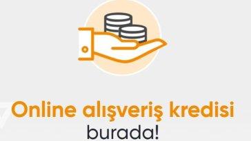 Hepsiburada Denizbank online alisveris kredisi