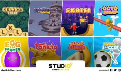 studio billion