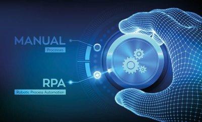 robotik süreç otomasyonu