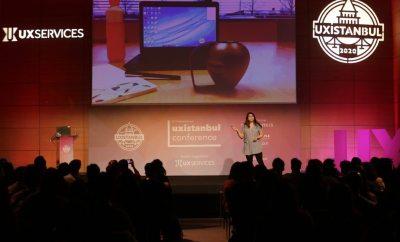 6'ncı UXistanbul konferansı İstanbul'da gerçekleştirildi.