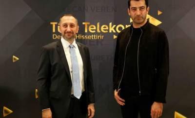 Türk Telekom Kenan İmirzalıoğlu