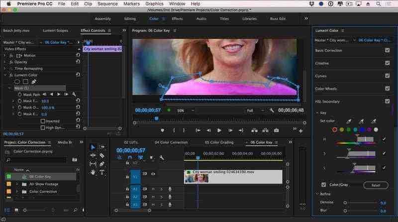 En iyi video düzenleme yazılımları listesi post prodüksiyon (2020) - Adobe Premiere Pro CC fiyatı, özellikleri
