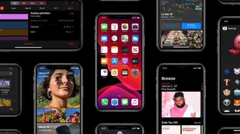 Apple, iOS 14 ne zaman çıkacak, netleştirmedi