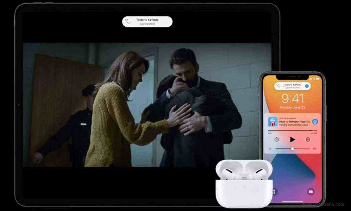 AirPods Apple WWDC 2020