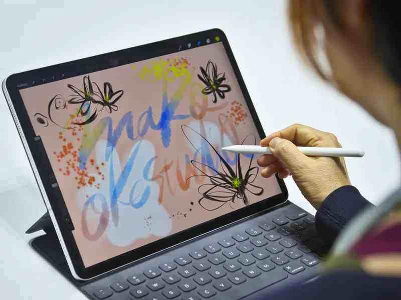 iPadOS 14, yeni Apple Pencil özellikleri sunuyor