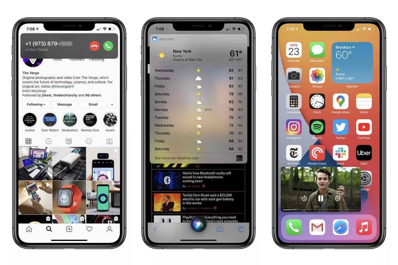 iOS 14 inceleme iPhone özellikleri iPadOS 14 inceleme iPad özellikleri