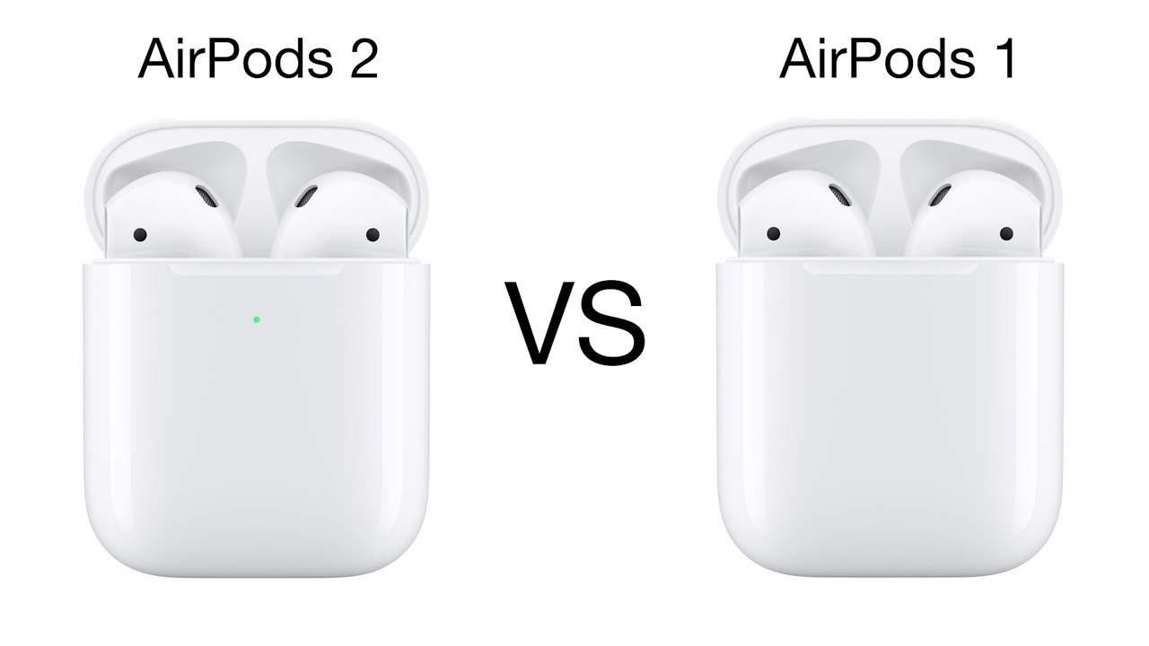 Karşılaştırma: AirPods 1 vs AirPods 2