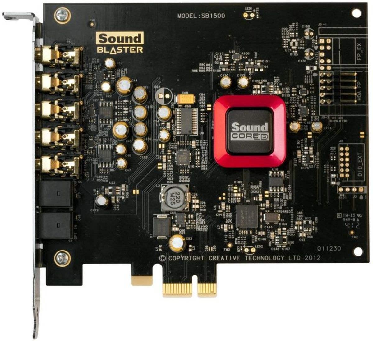 Creative, yeni oyun ses kartı Sound Blaster Z SE'yi duyurdu