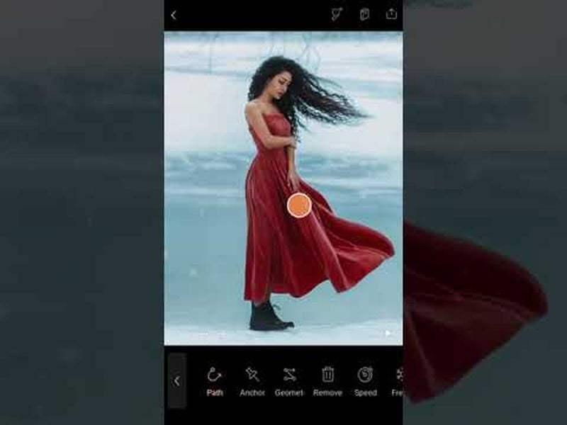 Enlight Pixaloop ile hareketli resim oluşturma