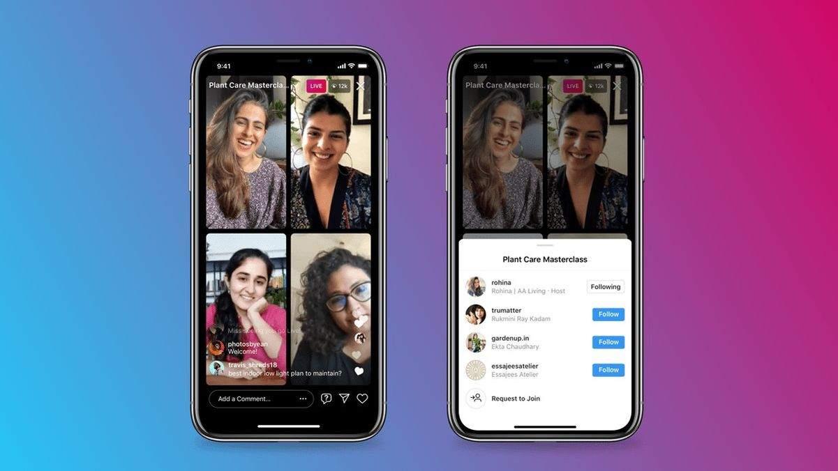 Instagram'ın yeni özelliği ile 4 kişi nasıl yaşatılır?