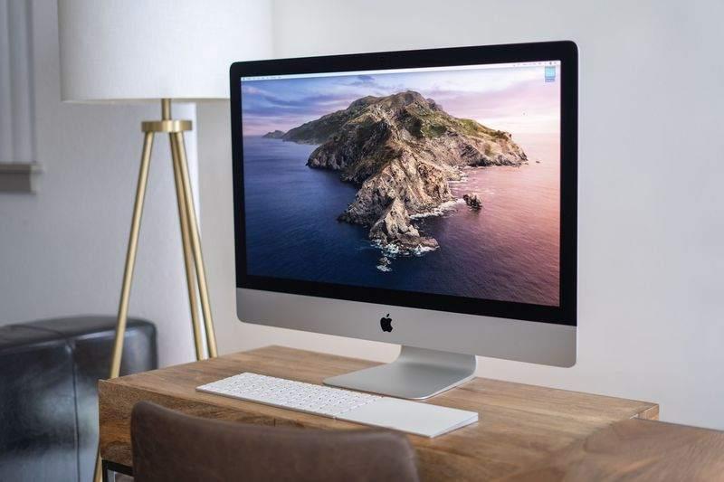 İşte bir Mac mini'nin bağırsaklarından ev yapımı M1 çipli ilk iMac
