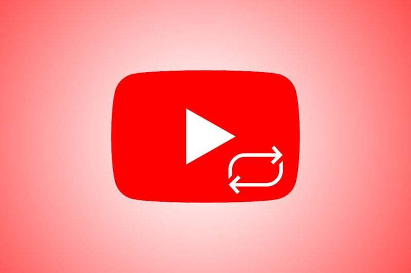 YouTube, Android'de bir videoyu döngüde izlemeye izin verecek