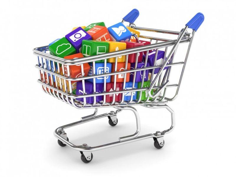 Mobil uygulamalara yapılan harcamalar ilk çeyrekte% 40 arttı