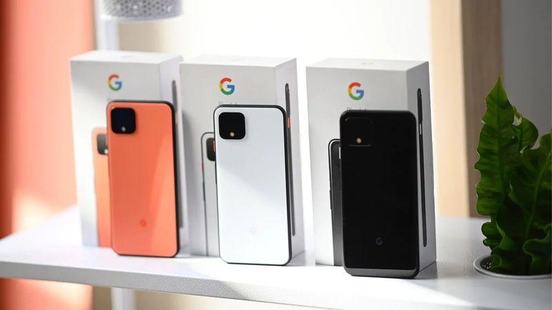 Android 12 artık resmi ve bunlar, yüklenebileceği ilk cep telefonları.