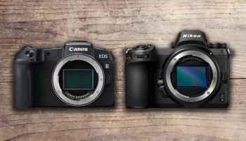 Canon EOS R vs Nikon Z6 – DigitalRev
