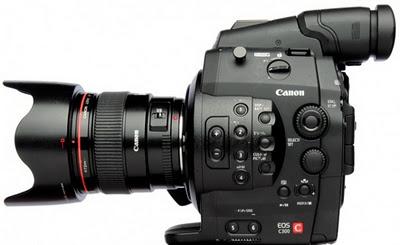 Canon EOS C300 b