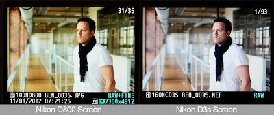 Nikon-D800-green-cast-LCD-screen