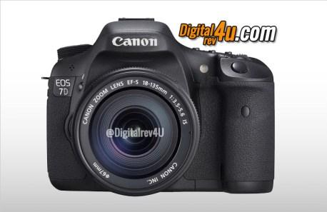 Canon EOS 7dL