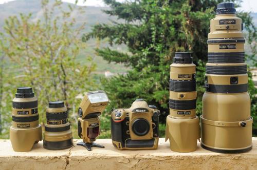 Desert-Lizard-Camo-Nikon-gear