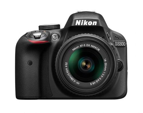 nikon-D3300_front