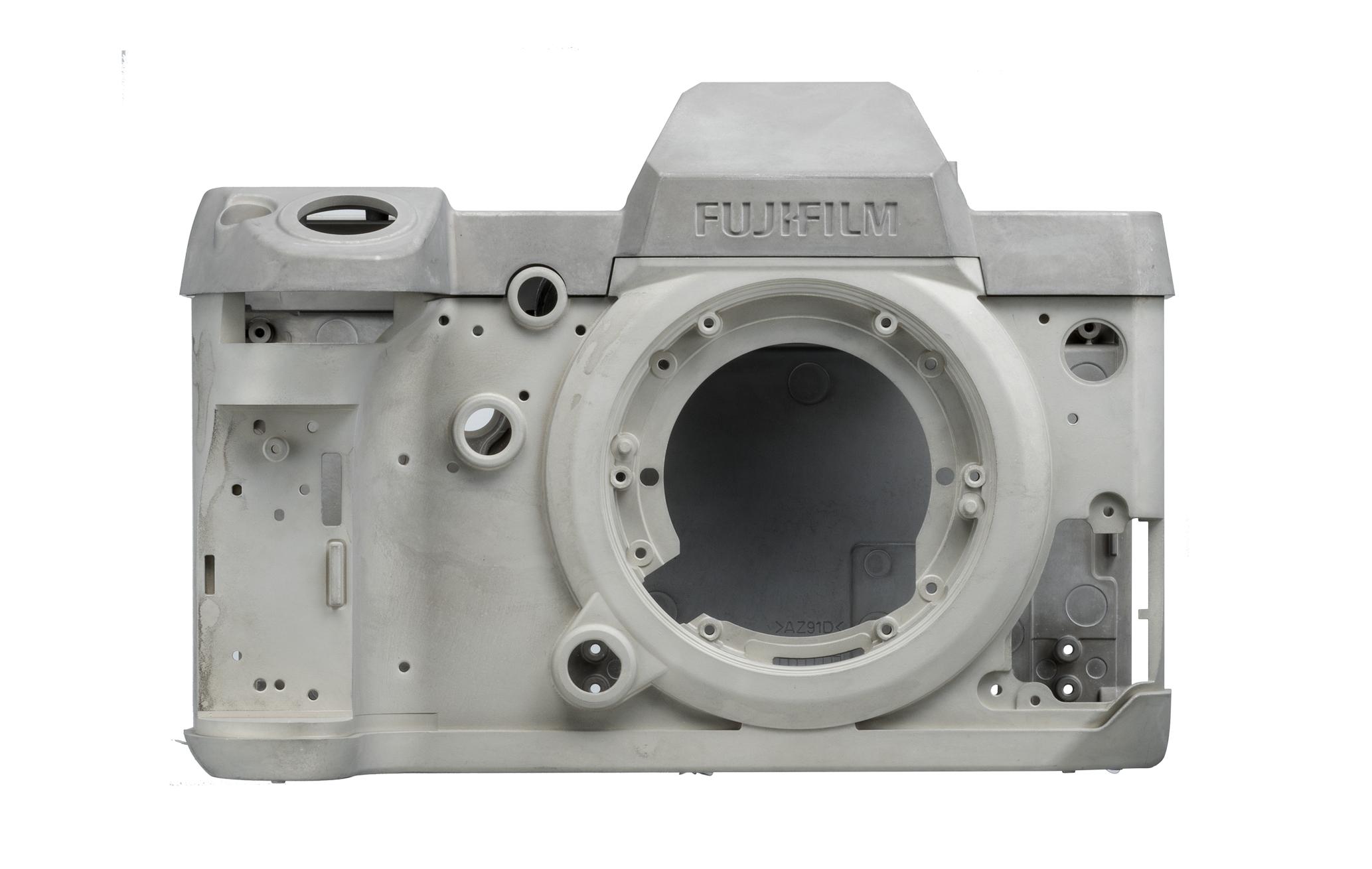 Esqueleto Fujifilm H-X1