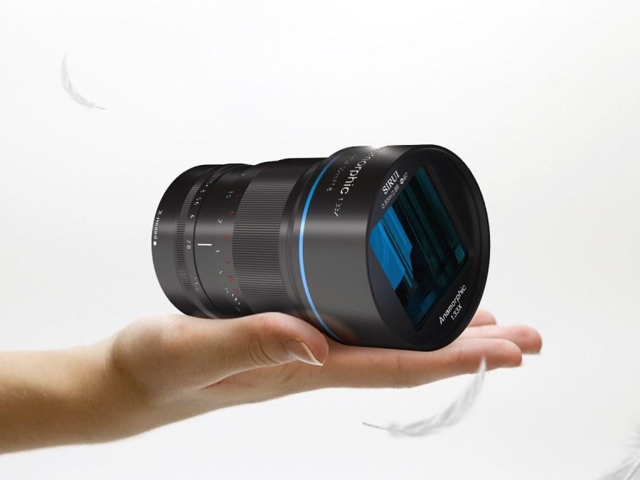 Sirui 50mm f1.8 anamorphic