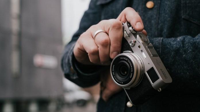 Nueva cámara Fujifilm X100V