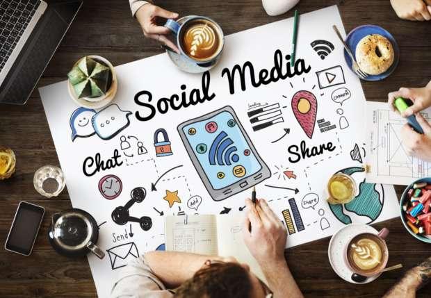DSM Digital school of marketing - Social media strategy
