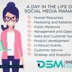 DSM Digital school of marketing - social media marketer