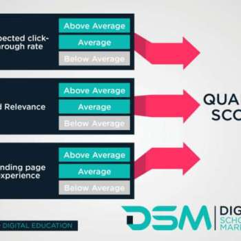 DSM Digital School of Marketing - quality score