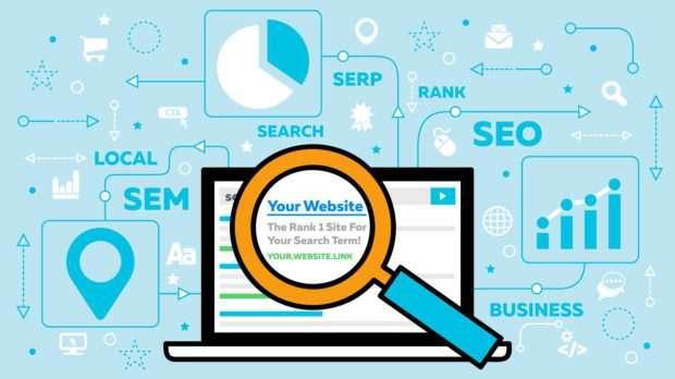 DSM Digital School of Marketing - Google SERPs