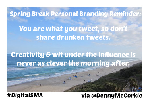 personal brand and twitter