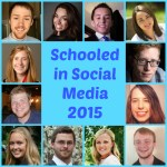 Schooled in Social Media 2015: Millennials Share for Personal Branding